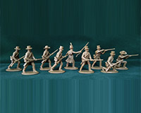 54mm WAR OF 1812