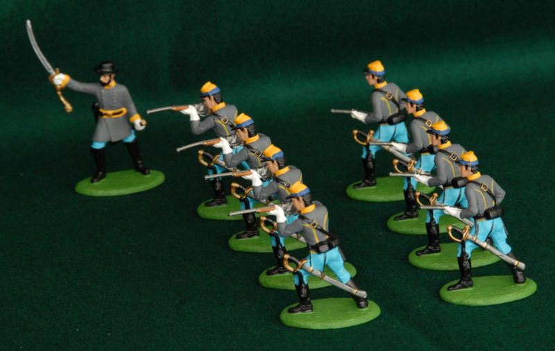 54 ACW P06  CS Dragoons (Dismounted)