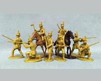 54 AMR 02 – K   Kentucky Riflemen (Foot & Mounted)