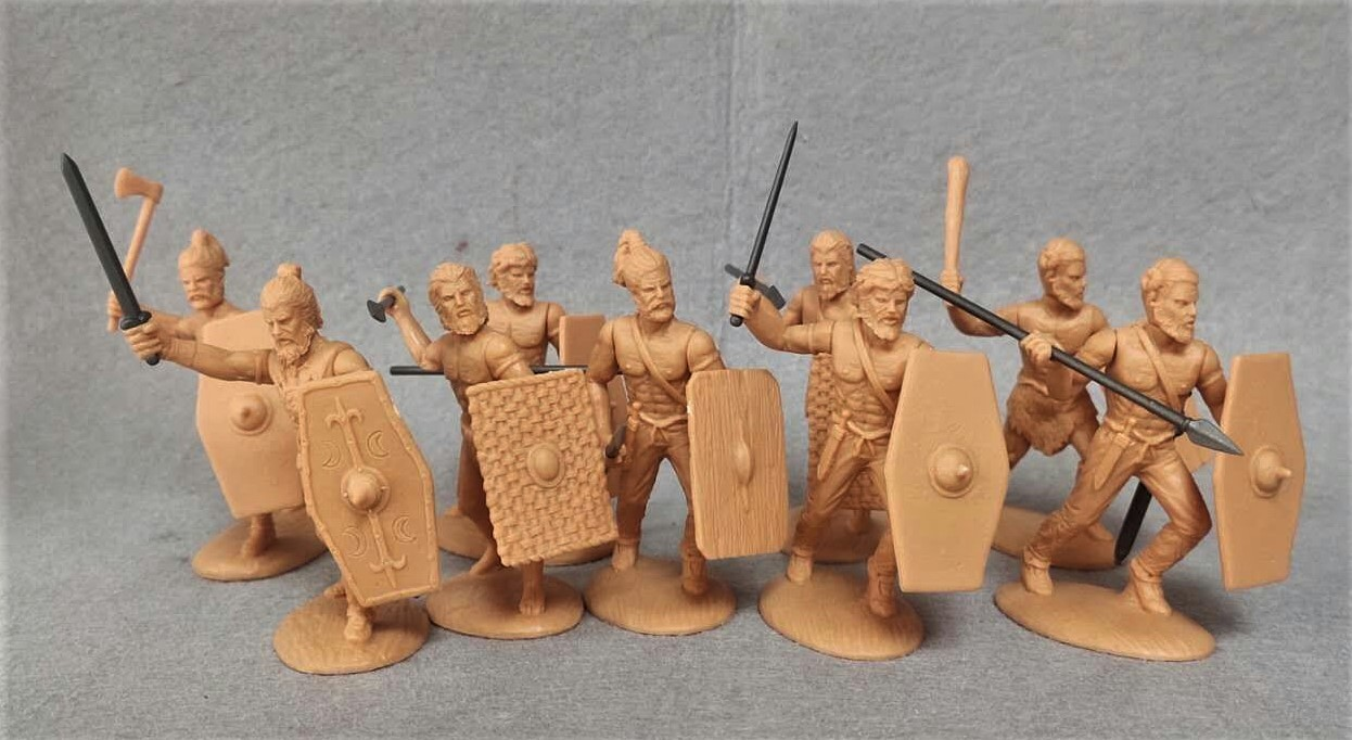 60 GMS 01 Early Germans (Foot Warriors)