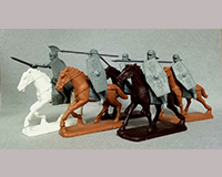 60 RMN 02-S  Auxiliary Cavalry (Equites Singulares)