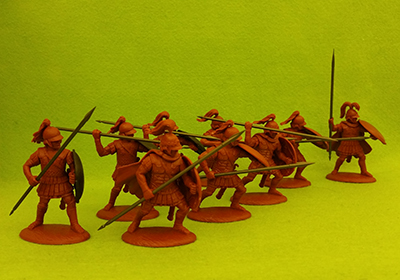 60 GRK 14 R -  Allied Greek Hoplites
