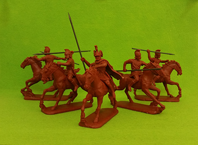 60 GRK 16 R   Paeonian Cavalry