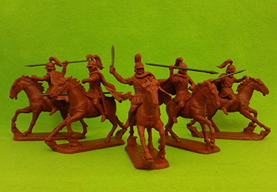 60 GRK 18 R - Allied Greek Cavalry