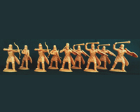 60mm Ancient Persians
