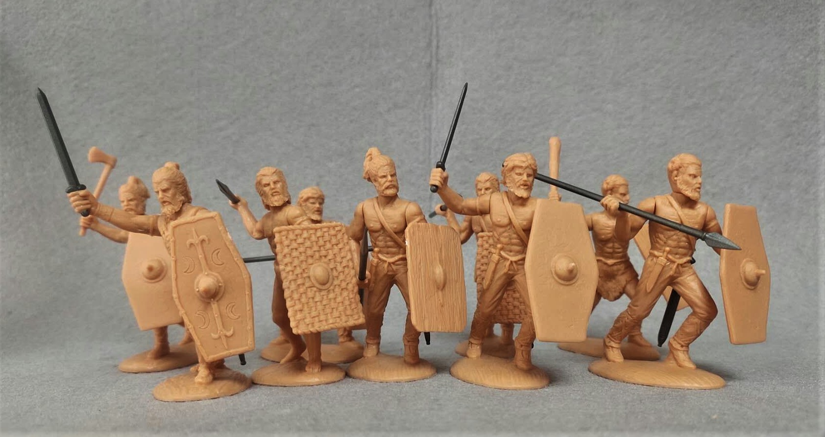 60mm Early Germans